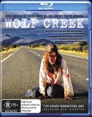 Wolf Creek | Blu-ray