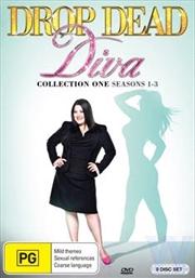 Drop Dead Diva; S1-3