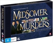 Midsomer Murders - Season 5-8 - Limited Edition | Collection | DVD