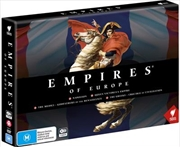 Empires Of Europe Collection | DVD