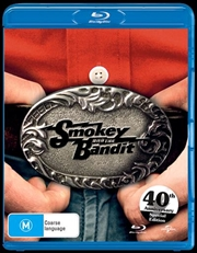 Smokey And The Bandit - 40th Anniversary Edition | Blu-ray