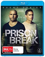 Prison Break Event Series | Blu-ray