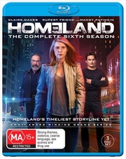 Homeland - Season 6 | Blu-ray