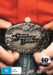 Smokey And The Bandit - 40th Anniversary Edition | DVD