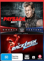 WWE - Payback 2017 / Backlash 2017 | DVD