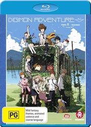 Digimon Adventure Tri.  - Reunion - Part 1   Blu-ray