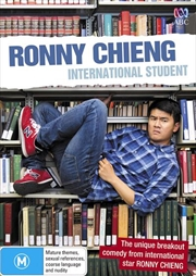Ronny Chieng - International Student