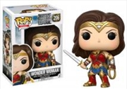 Wonder Woman | Pop Vinyl