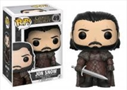 Jon Snow | Pop Vinyl