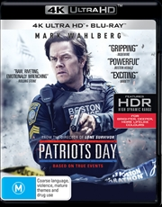 Patriots Day | Blu-ray + UHD