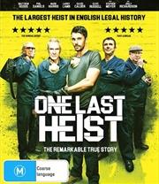 One Last Heist | Blu-ray