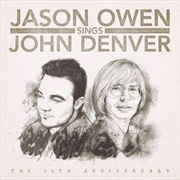 Jason Owen Sings John Denver (BONUS CARDS)