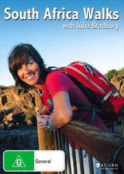 South Africa Walks With Julia Bradbury | DVD