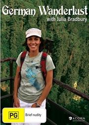 German Wanderlust With Julie Bradbury | DVD