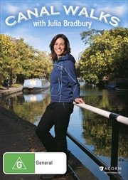 Canal Walks With Julia Bradbury | DVD