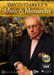 David Starkey's Music and Monarchy   DVD