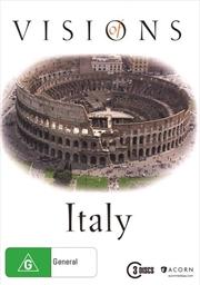Visions Of Italy Boxset | DVD