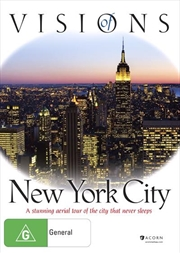 Visions Of New York City | DVD