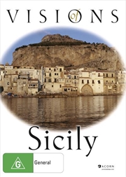 Visions Of Sicily | DVD