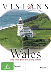 Visions Of Wales | DVD