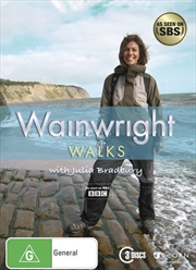 Wainwright Walks With Julia Bradbury | DVD