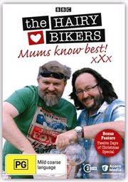 Hairy Bikers - Mum's Know Best - Series 1, The