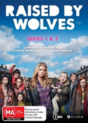 Raised By Wolves - Season 1-2 | Boxset | DVD