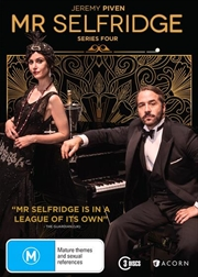 Mr. Selfridge - Season 4 | DVD