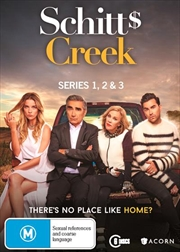 Schitt's Creek - Season 1-3 | DVD