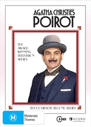 Agatha Christie - Poirot - Series 2 | DVD