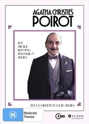 Agatha Christie - Poirot - Series 4 | DVD