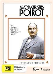 Agatha Christie - Poirot - Series 5 | DVD
