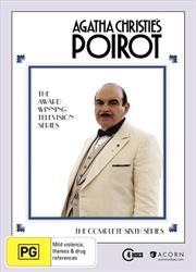 Agatha Christie - Poirot - Series 6 | DVD