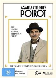 Agatha Christie - Poirot - Series 7-8 | DVD