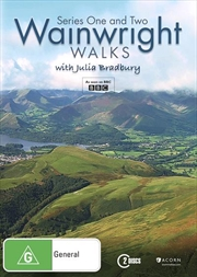 Wainwright Walks - Series 01 and 02 | DVD