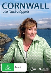 Cornwall With Caroline Quentin | DVD