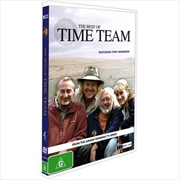 Best Of Time Team, The | DVD