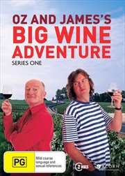 Oz And James's Big Wine Adventure - Series 1