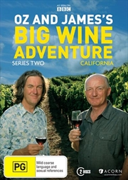 Oz And James's Big Wine Adventure - Series 2