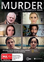 Murder - The Complete Series | DVD
