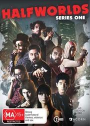 HalfWorlds - Series 1 | DVD