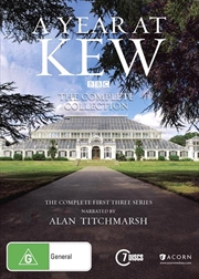 A Year At Kew Series Collection