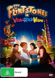 Flintstones In Viva Rock Vegas, The