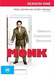 Monk - Season 1 | DVD