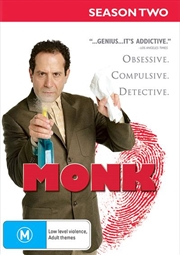 Monk - Season 2 | DVD