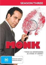 Monk - Season 3 | DVD