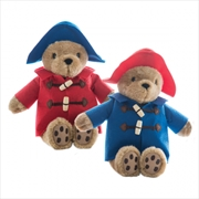 Paddington Bear Sitting Plush