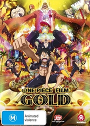 One Piece Film - Gold