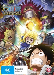 One Piece - Heart Of Gold | TV Special