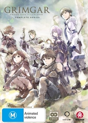 Grimgar, Ashes And Illusions Series Collection | DVD